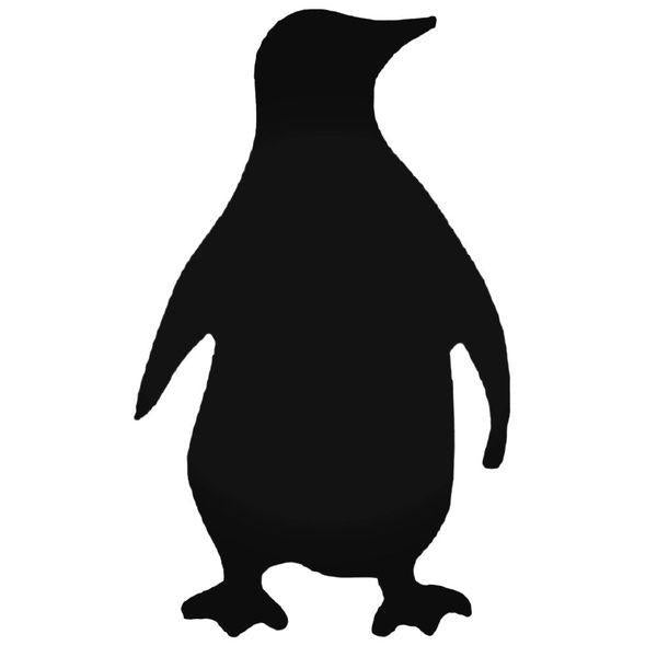 Penguin Bird Decal Sticker
