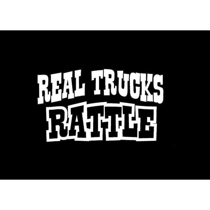 Real Trucks Rattle Truck Decal Sticker