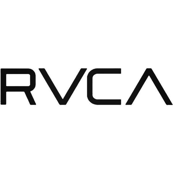 Rvca Logo Brand Decal Sticker