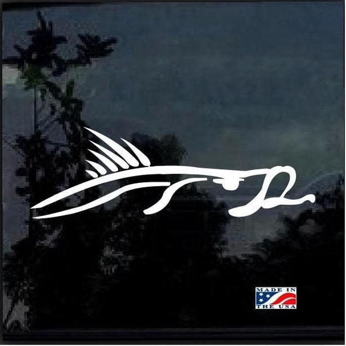Snook Fish Fishing Decal Stickers