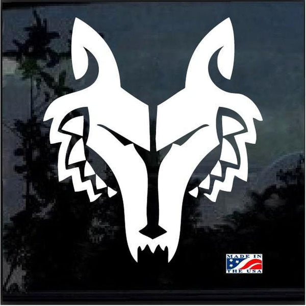 Star Wars Clone Wars Wolf Pack Trooper Window Decal Sticker