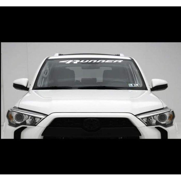Toyota 4 Runner Windshield Banner Decal Sticker