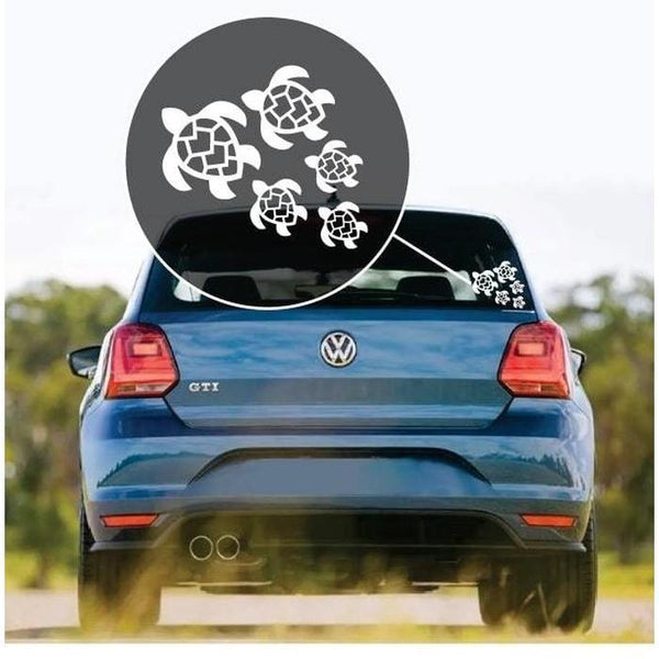 Turtle Sticker – Turtles Family Decal