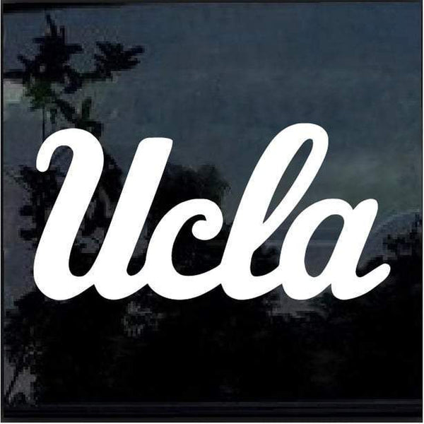 UCLA Bruins Window Decal Sticker