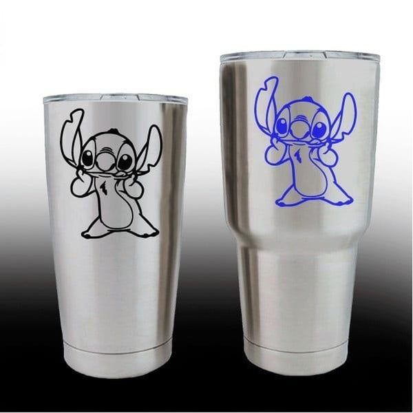 Yeti Decals – Cup Stickers – Lilo Stitch