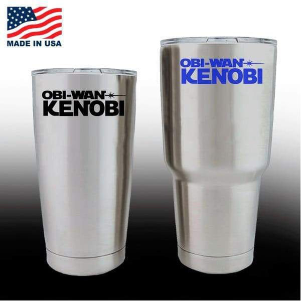 Yeti Decals – Cup Stickers – Obi Wan Kenobi