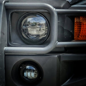 "7"" Headlight Bezel"