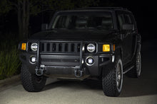 "Load image into Gallery viewer, 2006-2010 Hummer H3 & H3T 4"" Fog Light Adapters"