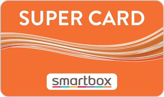 Gift Card Smartbox SUPERCARD - ITA