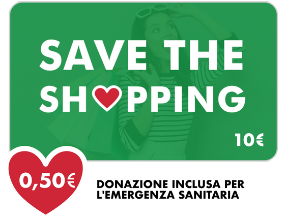 Save the Shopping - ITA