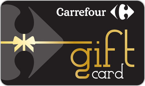 Gift Card Carrefour - ITA