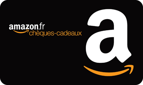 Carte Cadeau Amazon.fr - FRA