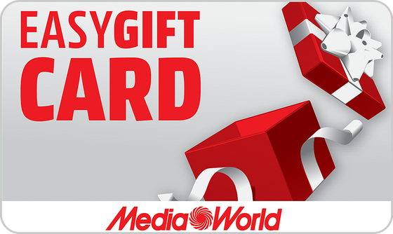 Gift Card MediaWorld - ITA