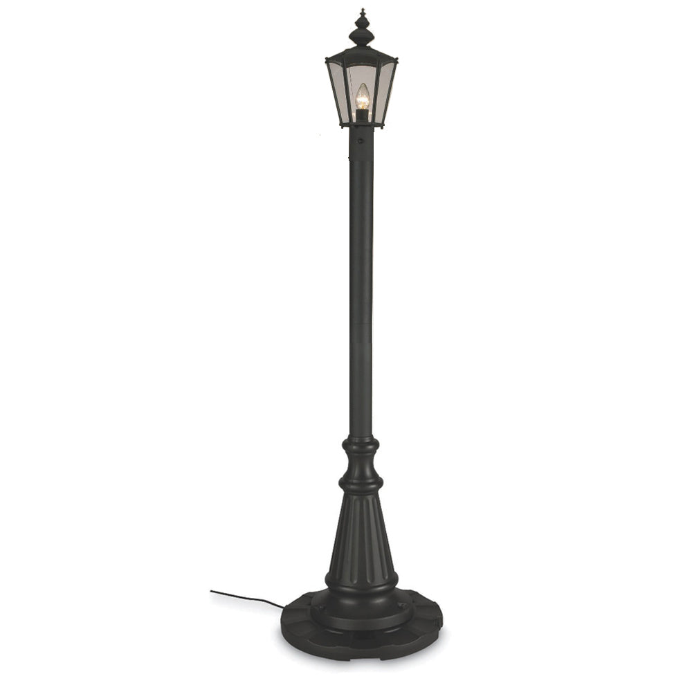 Cambridge 00420 Single Lantern Patio Lamp