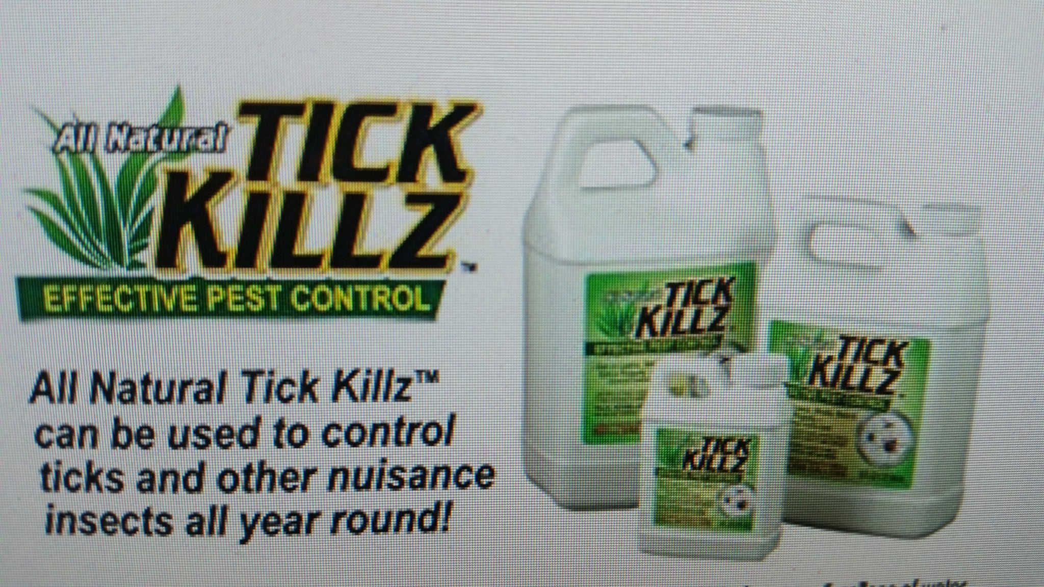 Tick Killz (8 oz ready to use)- All Natural tick control product,made with 100% Organic ingredients for ticks,mosquitoes, fleas,gnats