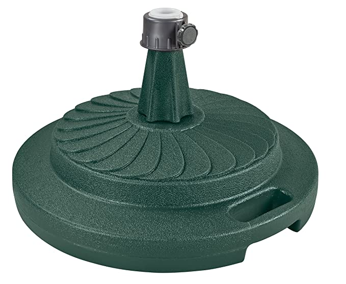 Free Standing Commercial Umbrella Stand 00292 Green