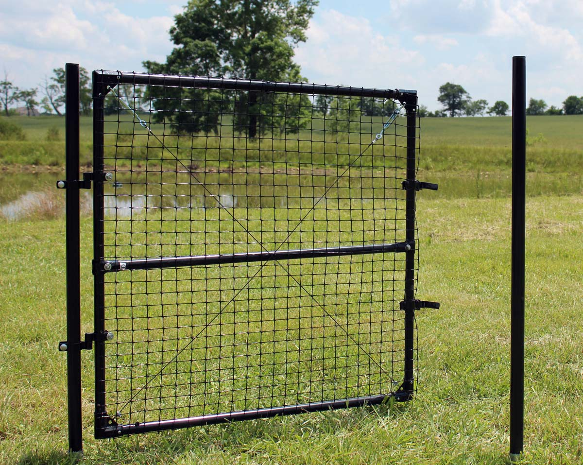 Access Gate 4'H x 4'W for Dog Fence Systems