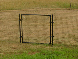 Access Gate 4.5'H x 6'W for Dog Fence Systems
