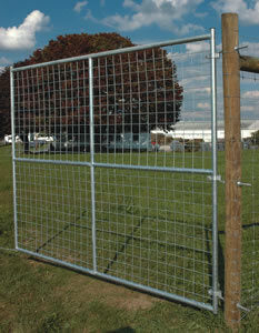 8'H x 8'W Fixed Knot Gate