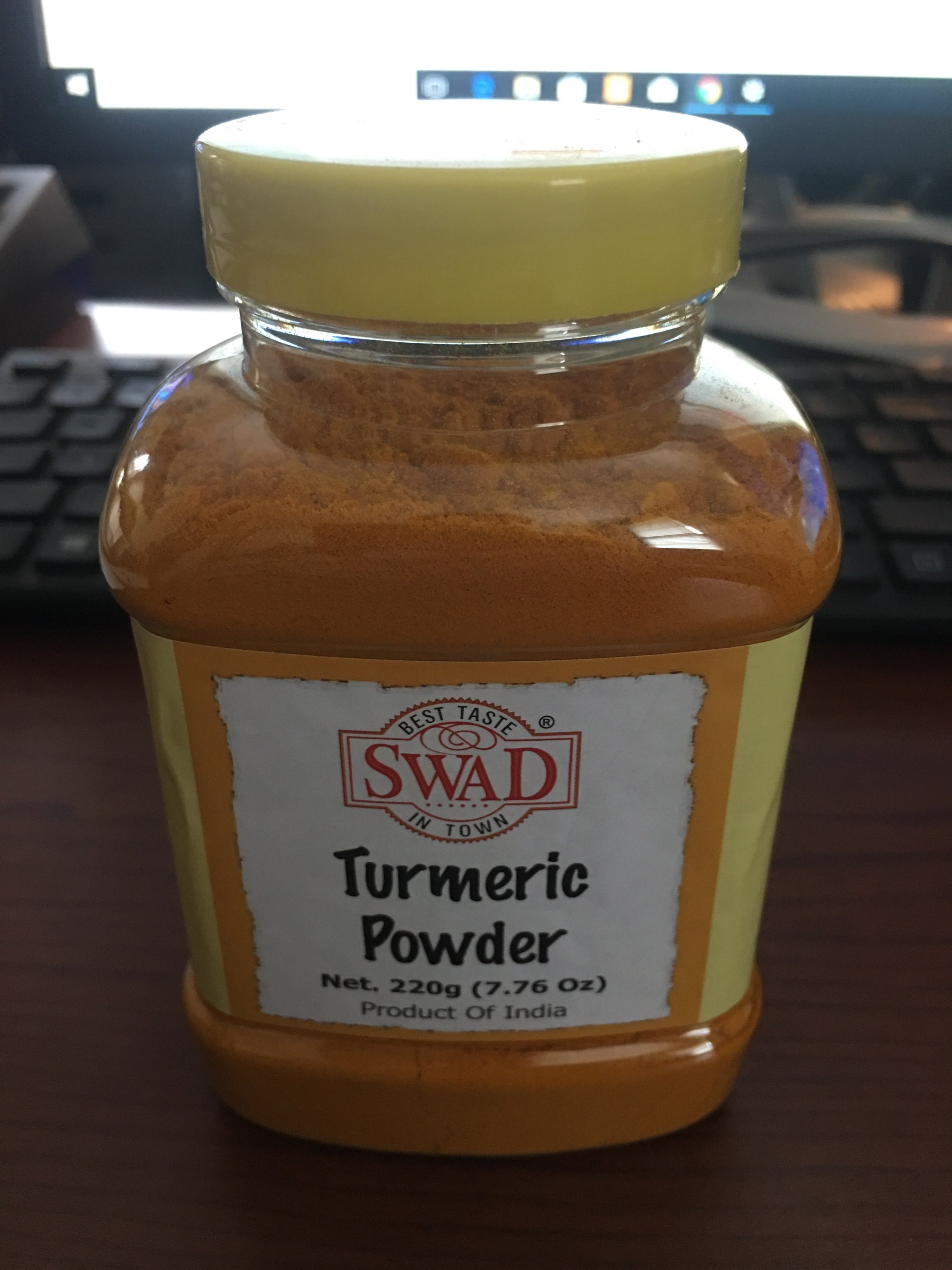 (7 oz) Turmeric Powder-7oz bottle- bright yellow powder, Excellent Antioxidant and Antiinflamatory. Research suggests good for Dementia and Alzhiemers. Also used for cosmetic purposes and for medicinal properties dating back more than1000 years