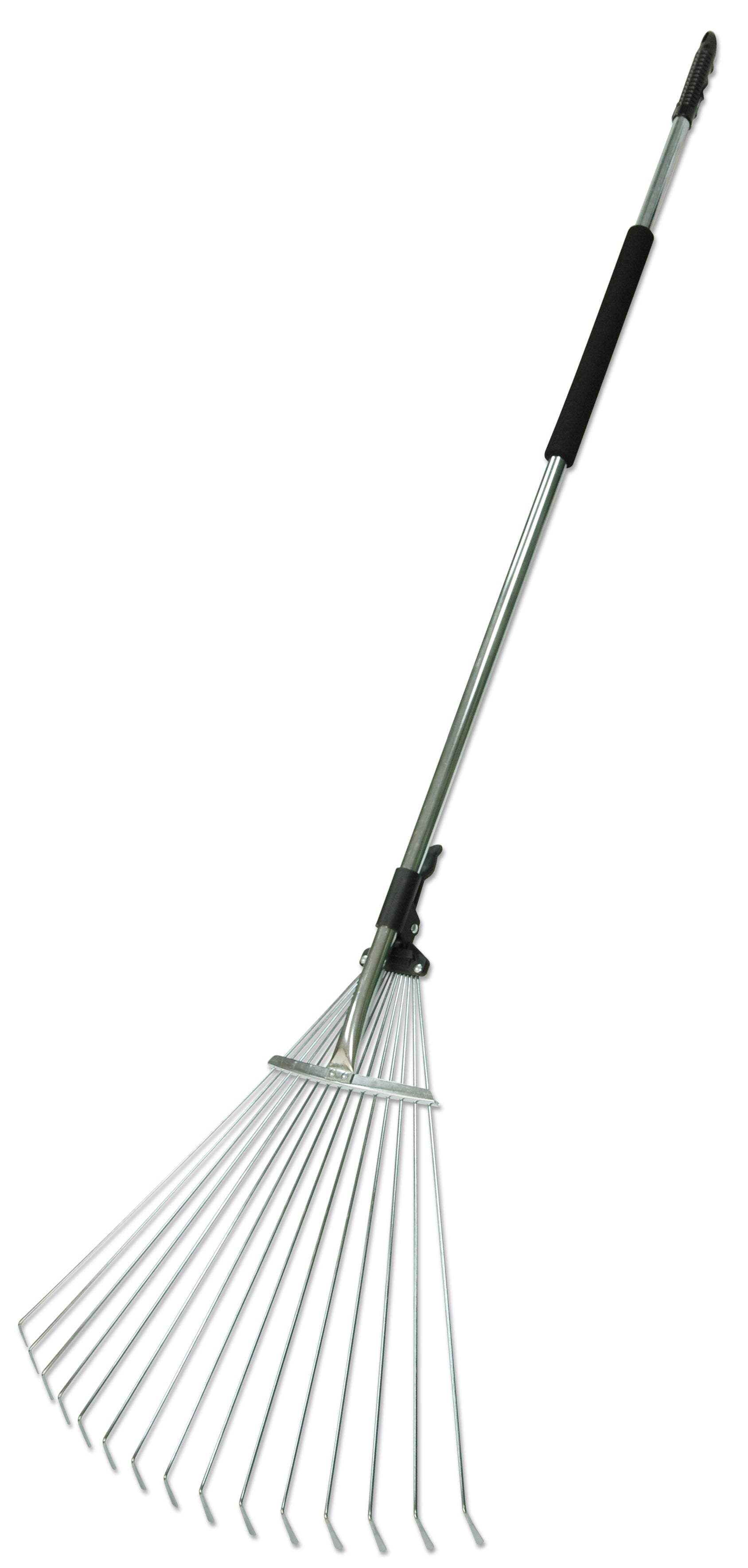 ADJUST-O-RAKE - Easy Adjustable Rake for All Surfaces ( Hand Tools and Garden Tools)
