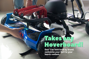 Go Kart Kit - Fits most hoverboard