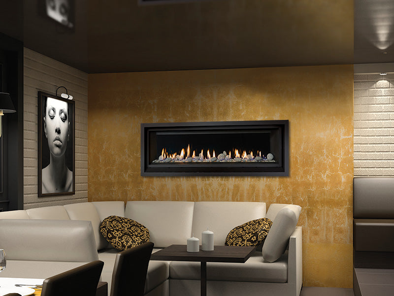 Fireplace Xtrordinair ProBuilder 54 Linear Gas Fireplace