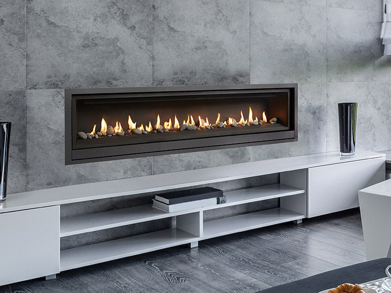 Fireplace Xtrordinair ProBuilder 72 Linear Gas Fireplace