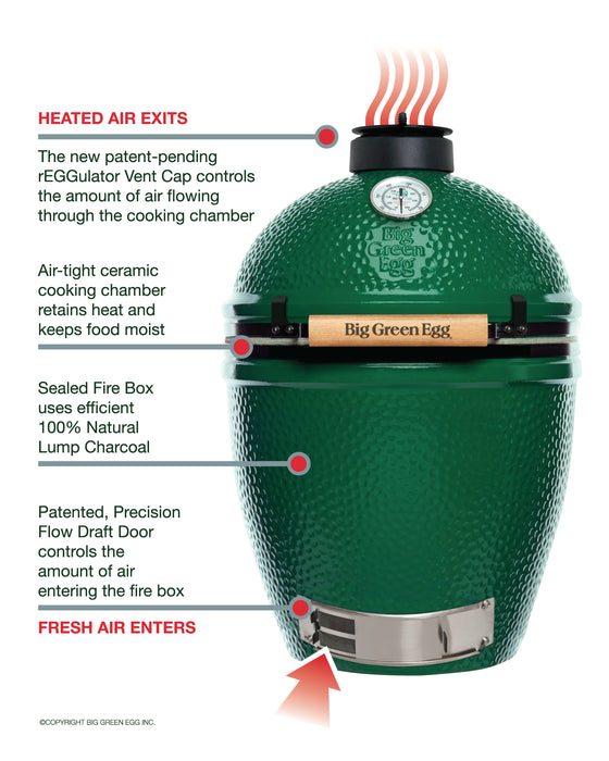 Big Green Egg - X-Large