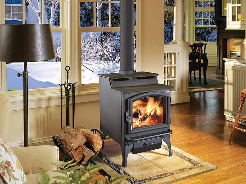 Lopi Endeavor Wood Burning Stove