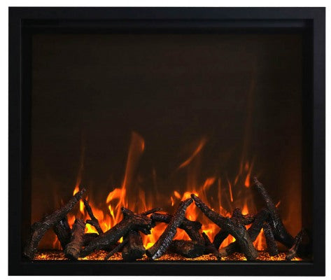 "Amantii - TRD - Traditional Series Electric Fireplace - 26"", 30"", 36"", 38"", 44"", 48"""