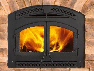 Heat & Glo Northstar Wood Burning Fireplace - Showroom Demo Sale