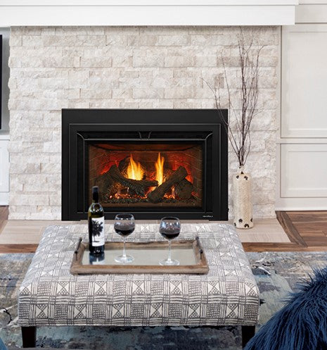 Heat & Glo Supreme Gas Fireplace Insert