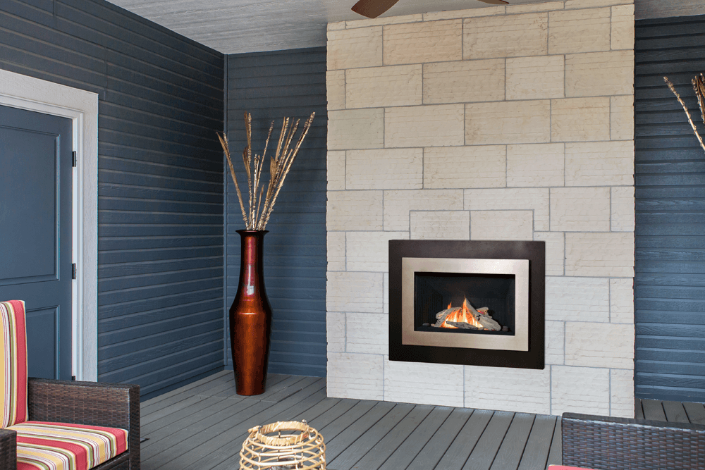 Valor H4 Gas Fireplace