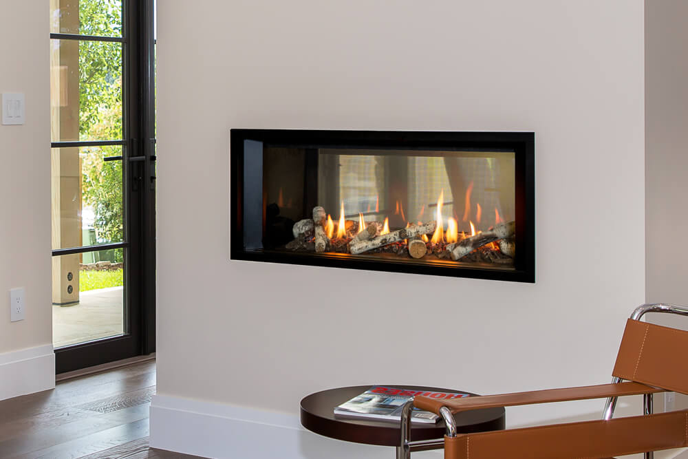 Valor L1 See-Thru Gas Fireplace