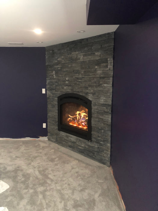 Fireplace Xtrodinair 864 TRV Gas Fireplace Install