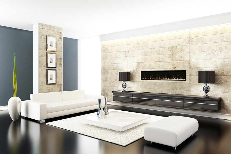 "Dimplex - IgniteXL 50"" Linear Electric Fireplace"