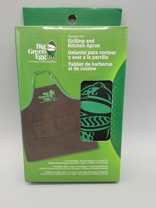Big Green Egg - Grilling and Kitchen Apron