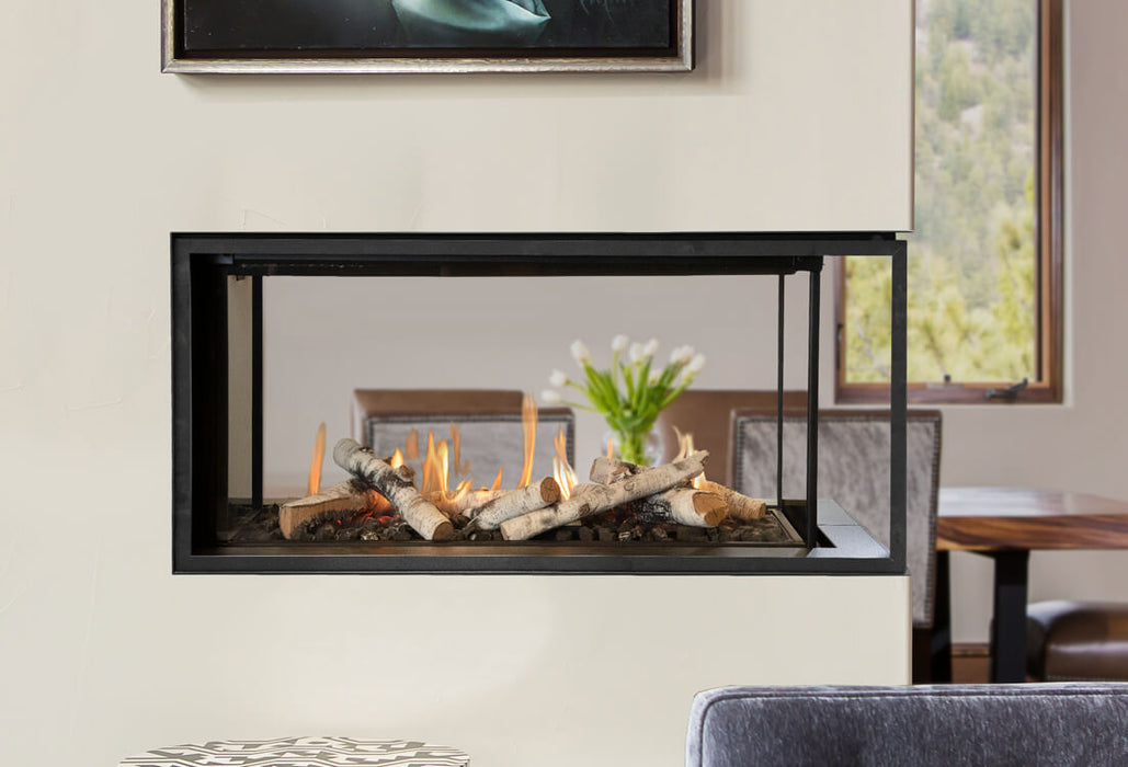 Valor LX1 Pier Gas Fireplace