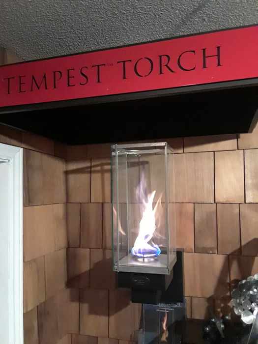 Tempest Torch by Travis - Showroom Floor Model Sale