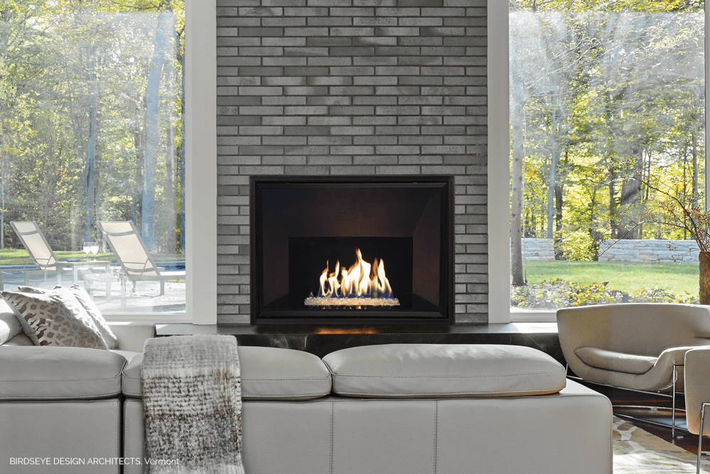 Valor H6 Gas Fireplace