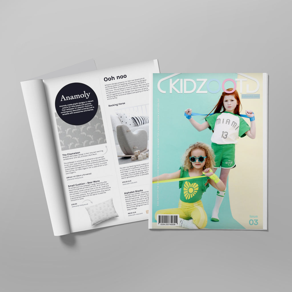 Kidzoot Magazine