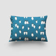 small cushion penguin atlantic blue