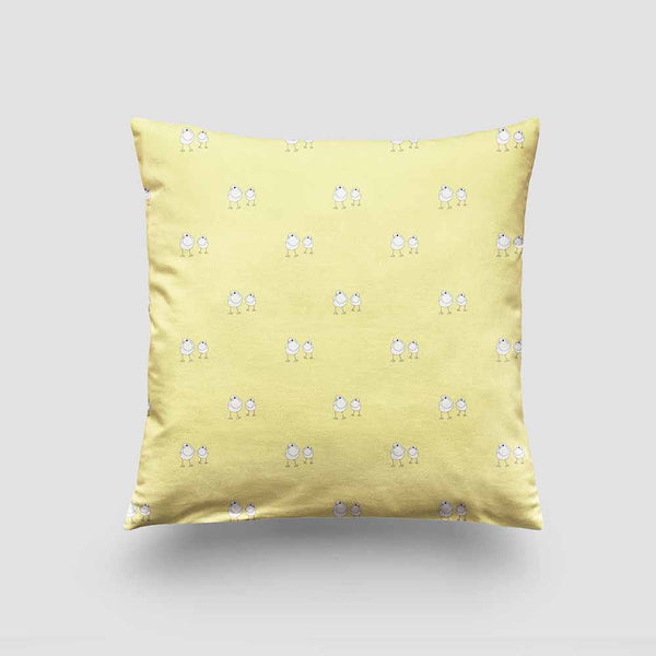 large cushion robin buttersun