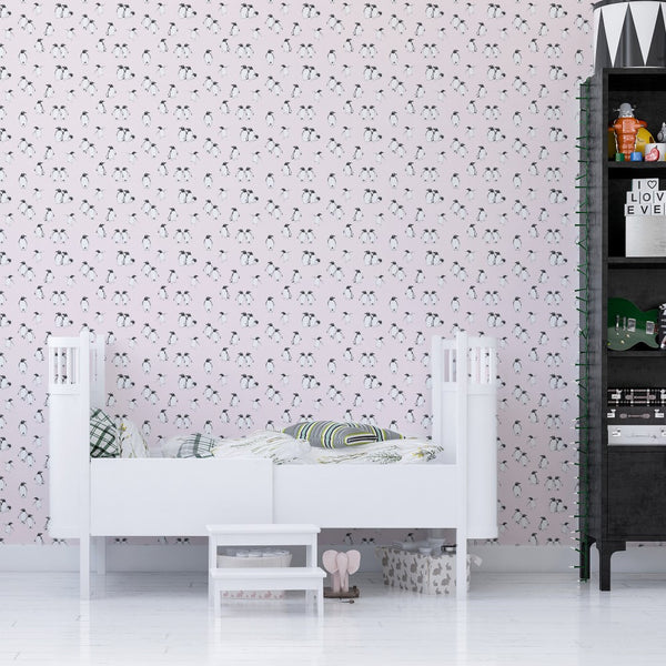 wallpaper penguin ice pink