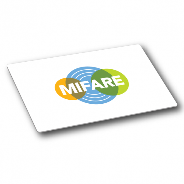 MIFARE ULTRALIGHT® C WHITE PVC CARD