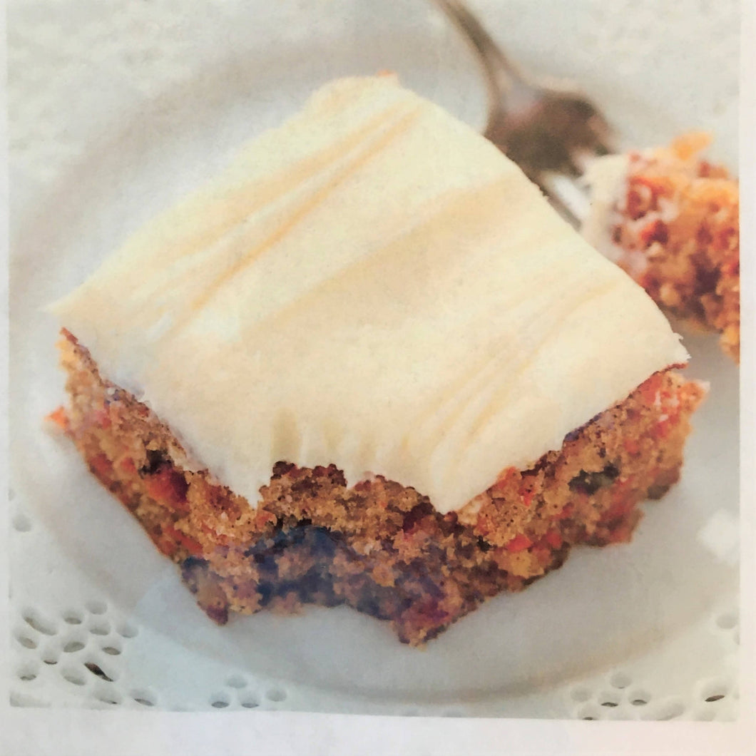 Sweets & Treats Carrot Cake - Frosted or Un-Frosted