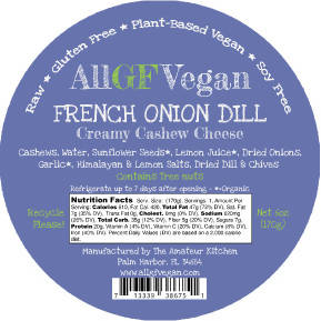 French Onion Dill Cheese