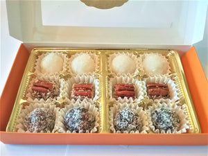 Sweets & Treats Hand Crafted Candy Box