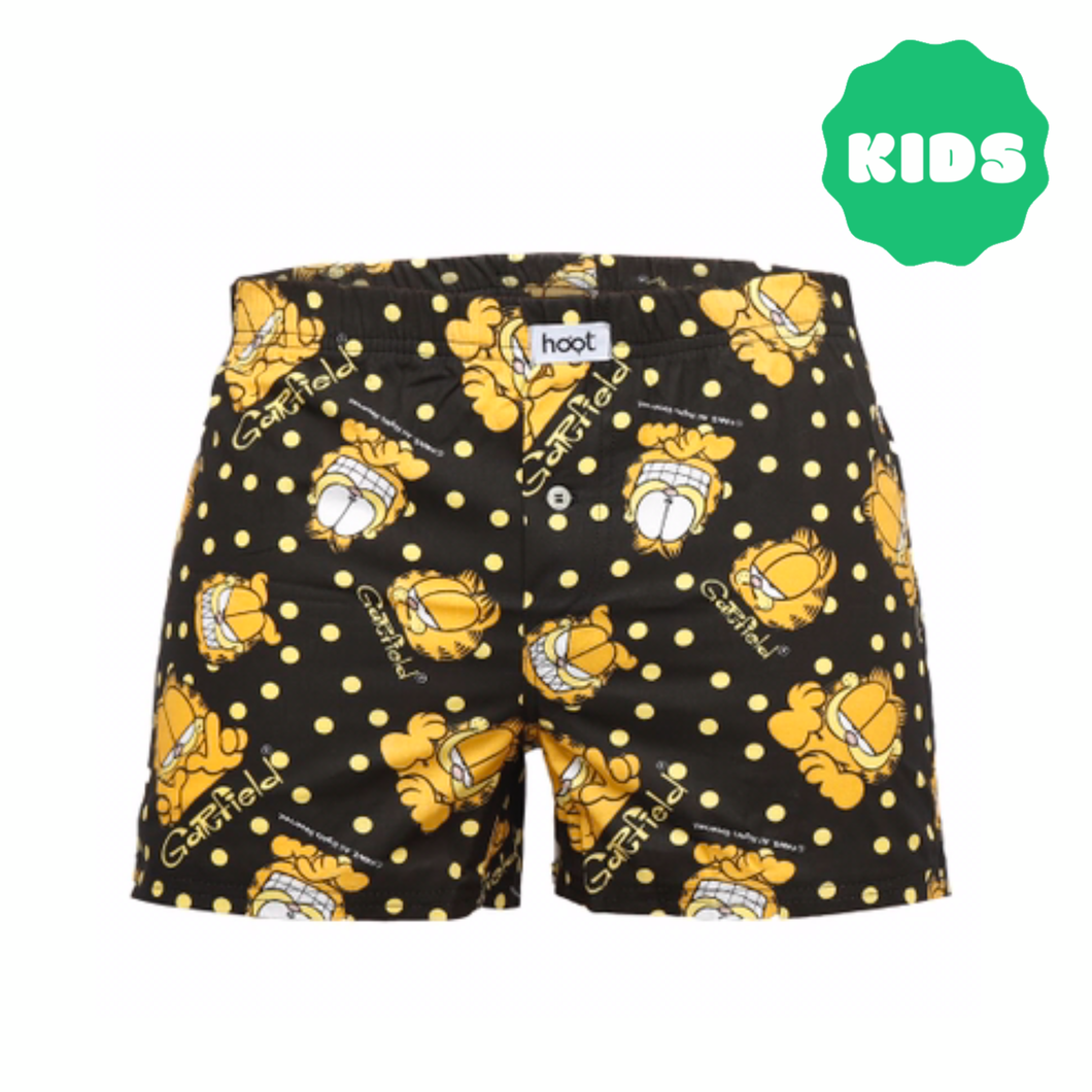Garfield Preto - KIDS
